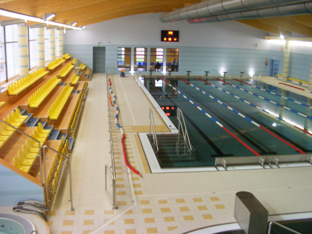 Бассейн для соревнований