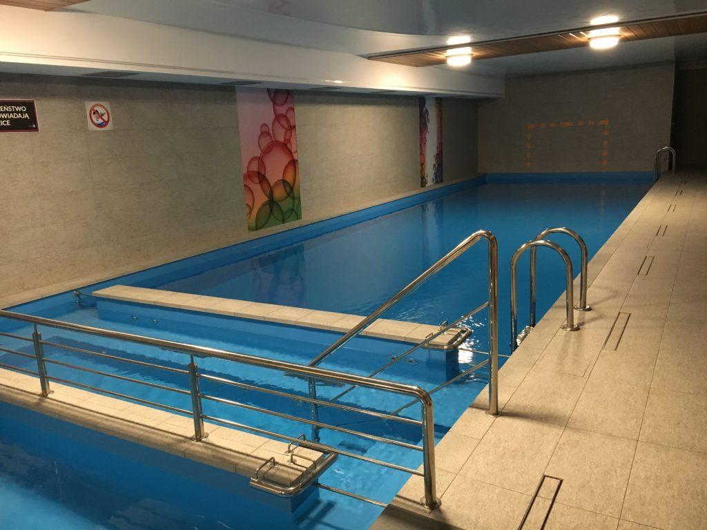 Мини бассейн
