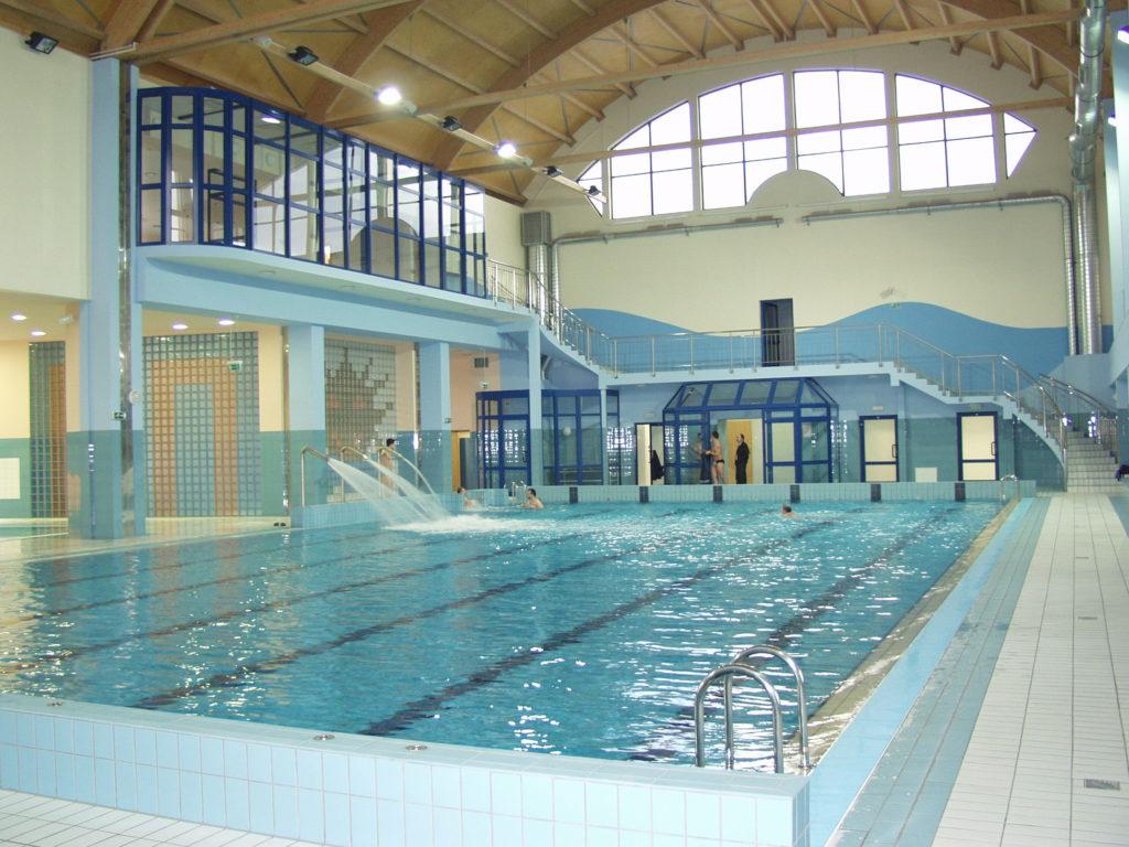 Главный бассейн