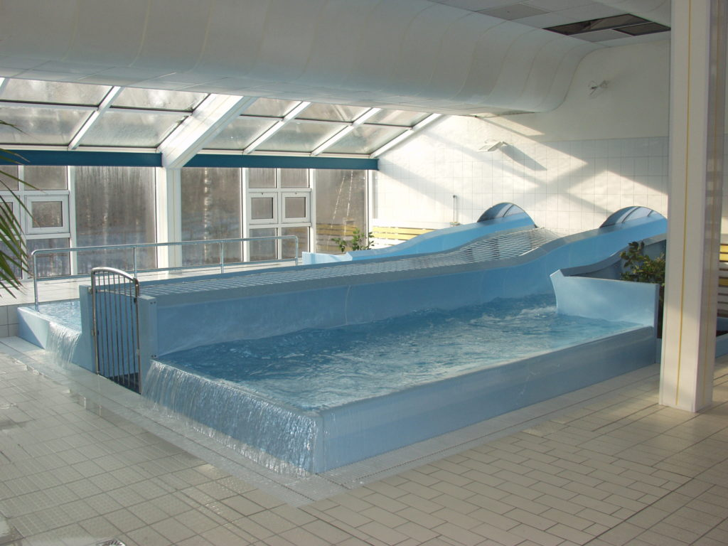 Переливные ванны
