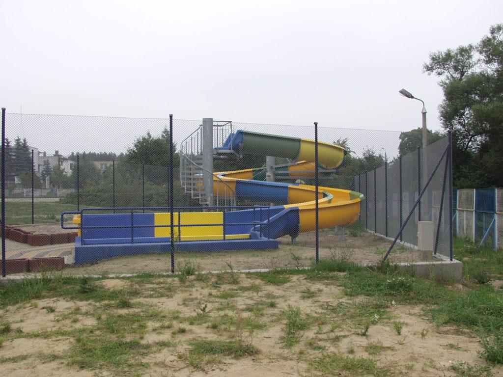 Мини аквапарк