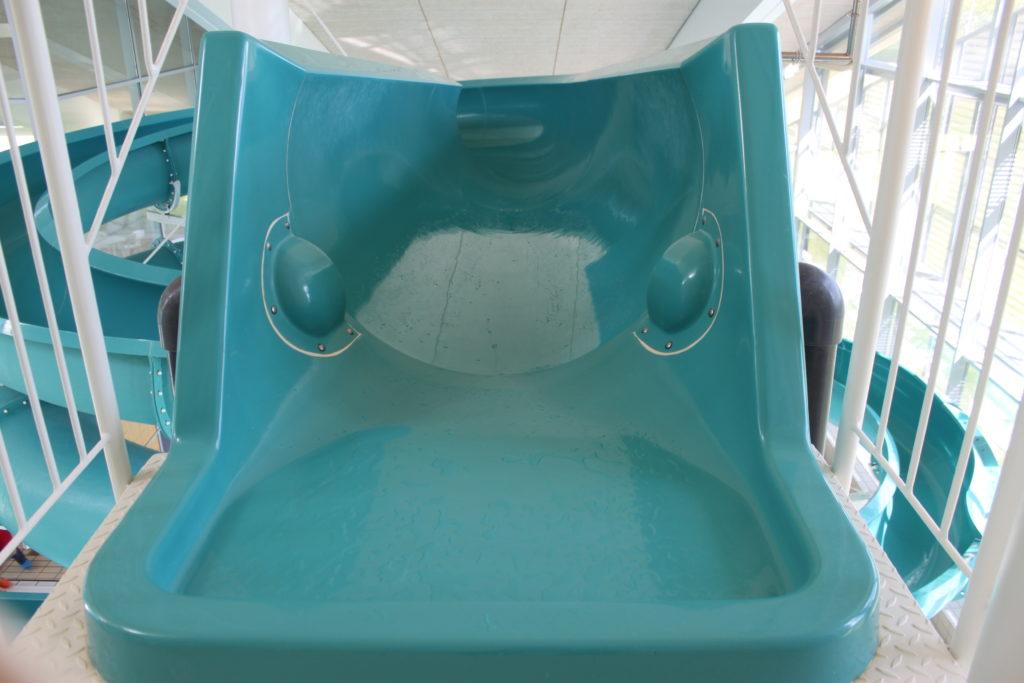 Подача воды на водную горку