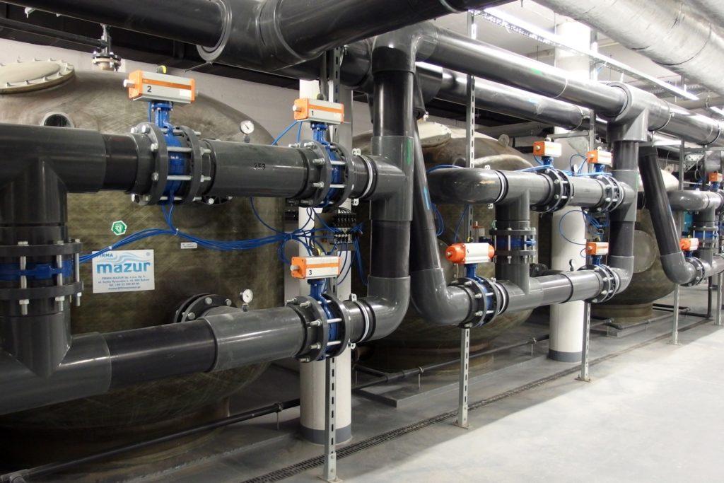 Система водоподготовки Дейзи