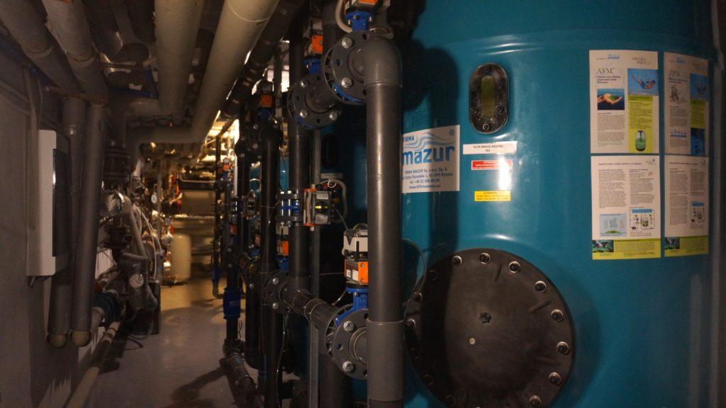 Технология биологической очистки воды